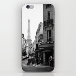 Paris Street iPhone Skin
