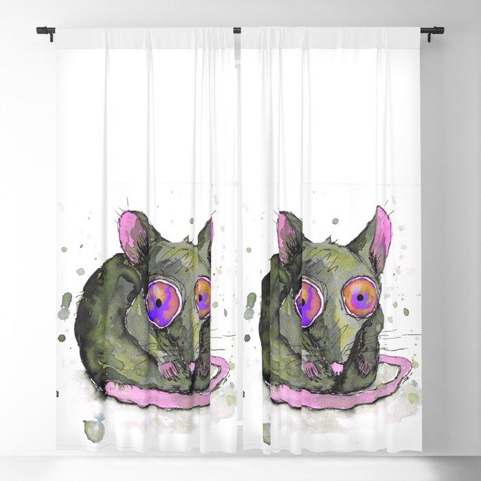 Rat Blackout Curtain