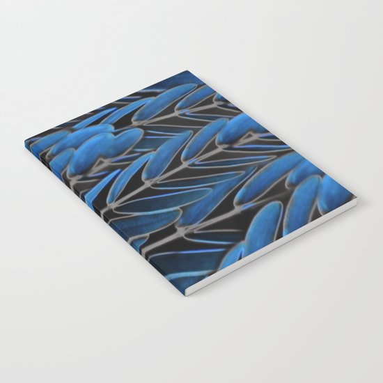 Floral abstract(42) Notebook