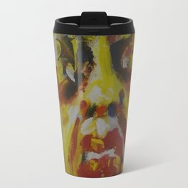 portrait of a woman Travel Mug
