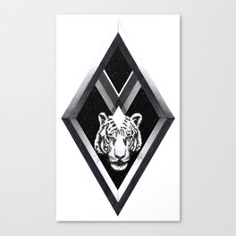 Diamante Canvas Print