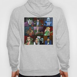 GOP AS BAT MAN ROGUES GALLERY FROM ANIMATED SERIES Hoody