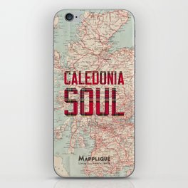 Caledonia Soul iPhone Skin