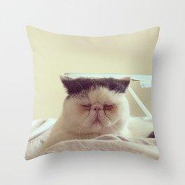 Pancake 01 Throw Pillow
