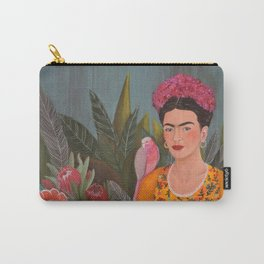 Frida a la casa azul Carry-All Pouch
