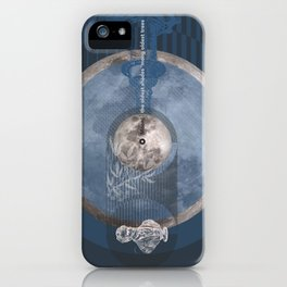 O Moon! the oldest shades #everyweek 45.2016 iPhone Case