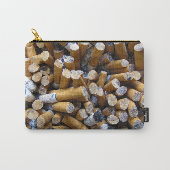 Ashes to Ashes Carry-All Pouch