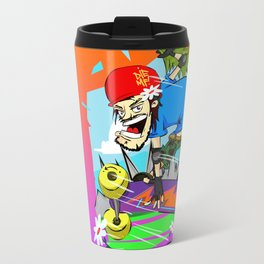 MountainBoard over the Horizon Travel Mug