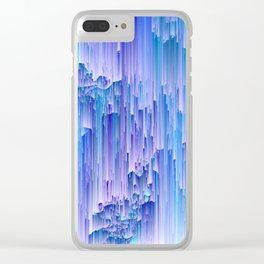Lunar Mist Clear iPhone Case