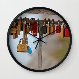 Friendship is Freedom - Munich Isar Wall Clock