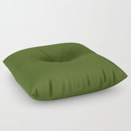 Olive Green Floor Pillow