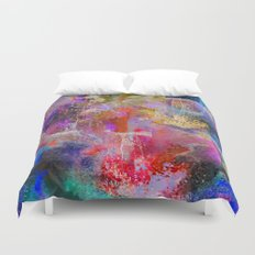 Faire abstraction 5 Duvet Cover