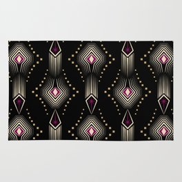 Art Deco. 22 Rumba Rug