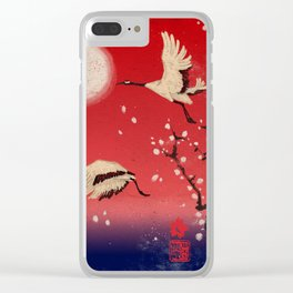 Durumi Clear iPhone Case