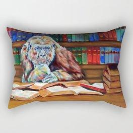 Ishmael- homage to Daniel Quinn Rectangular Pillow