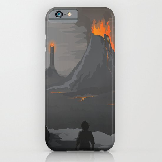 Lord Of The Rings iPhone & iPod Case