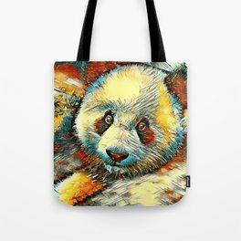 AnimalArt_Panda_20170601_by_JAMColorsSpecial Tote Bag
