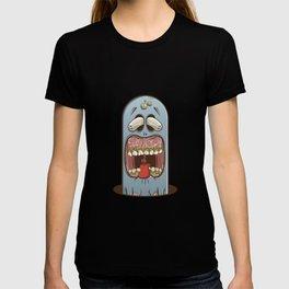 The Terrified Finger T-shirt