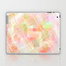 Re-Created Twisted SQ IV by Robert S. Lee Laptop & iPad Skin