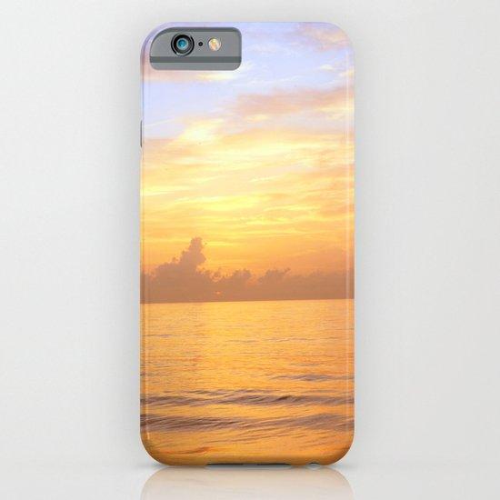 Sunrise on Vero Beach iPhone & iPod Case