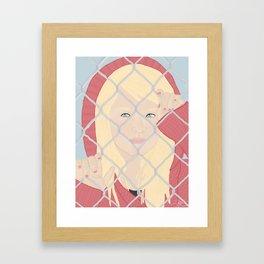 Desiring Freedom Framed Art Print