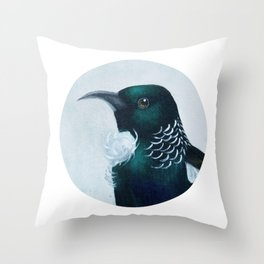 Tui In Circle Throw Pillow
