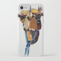 camel iPhone & iPod Cases featuring Camel by Ruud van Koningsbrugge