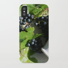 Red wine for two iPhone Case