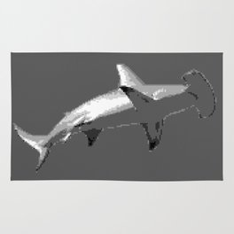 Low-Res Shark Rug