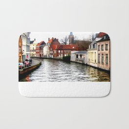 Brugge Bath Mat
