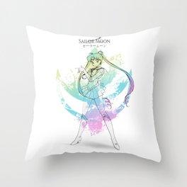 Shining stars Throw Pillow