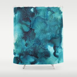 Blue Dream Shower Curtain