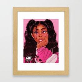 Buble Gum - 90s Fever Framed Art Print