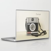 focus Laptop & iPad Skins featuring Focus by ShadeTree Photography