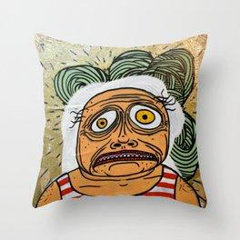 Ed Throw Pillow