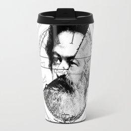 The Time of Marx Travel Mug