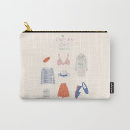 Parisian Chic: Starter Pack Carry-All Pouch