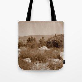 The Scenic Route Tote Bag