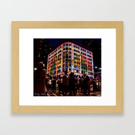 Chinese New Year Framed Art Print