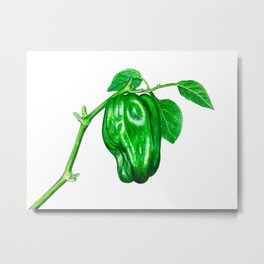 Pepper Metal Print