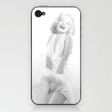 Marilyn Monroe. iPhone & iPod Skin