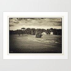 Farm Livin' Art Print