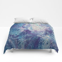 Fluid No. 21 Comforters