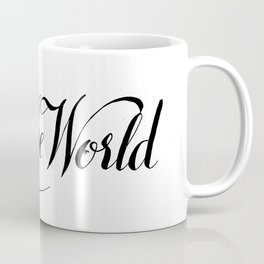 See the World Coffee Mug