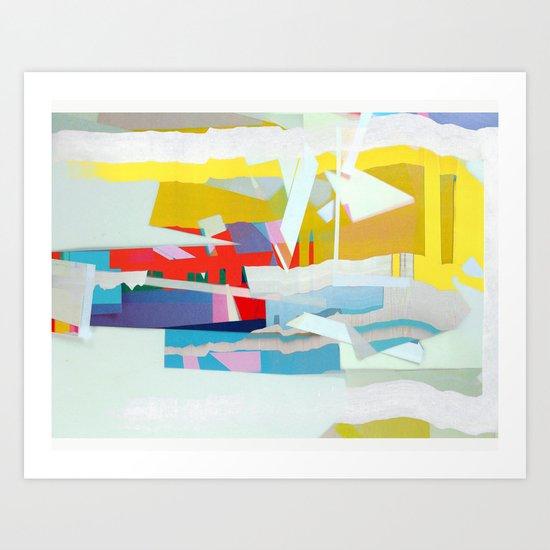 Untitled 20140203b Art Print