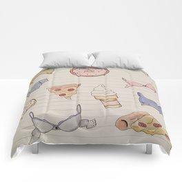 Treats n Undies Comforters
