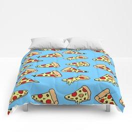 PIZZA HOT Comforters