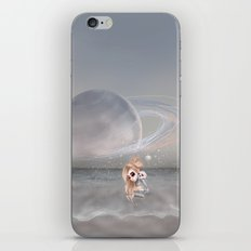 How did I get here, how can I go home. iPhone & iPod Skin