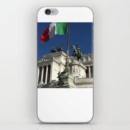 Victor Emmanuel Momument - Rome iPhone Skin