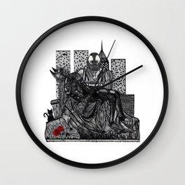 CHIROPTERA PIETA Wall Clock